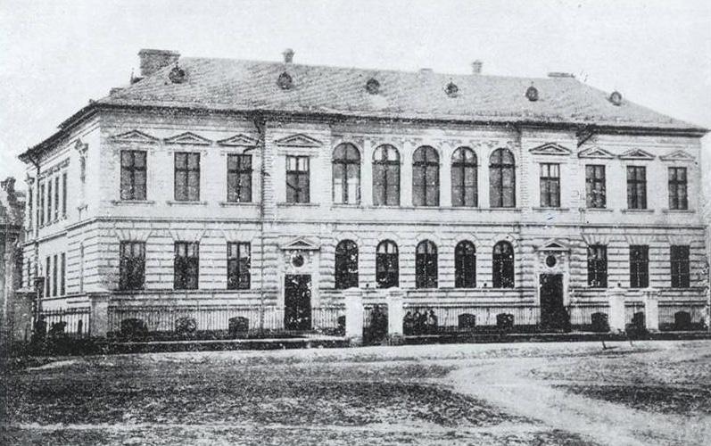 Magyar Királyi Állami Polgári Iskola